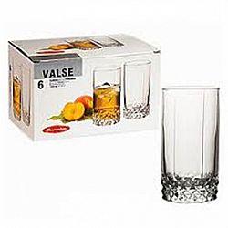 Cтакан для виски 330мл 6шт Valse 42945