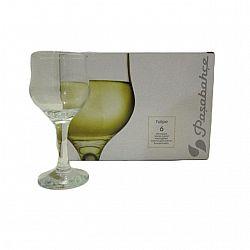 Бокал для белого вина 200мл 6шт Tulipe 44167