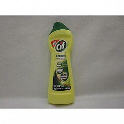 Сиф чистящий крем Актив 250мл Лимон