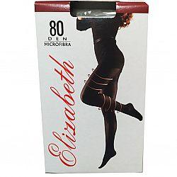 Колготки Elizabeth Microfibra 80 ден (3 черные)