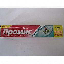 Зубная паста  Промис 125г + 20 гр