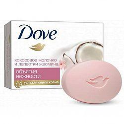 Мыло Dove Кокос. молоко и лепестки жасмина 135 гр