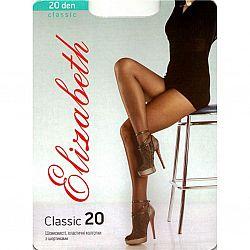Колготки Elizabeth Clasic 20 ден (4 черные)