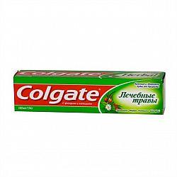 Зубная паста  Колгейт 100 Целебные травы