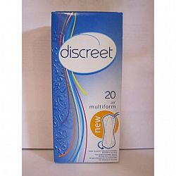 Еж.пр.Discreet Deo Water Lily Single 20 шт.