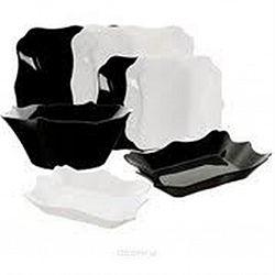 5616 Authentic Black&White Сервиз столовый 19пр
