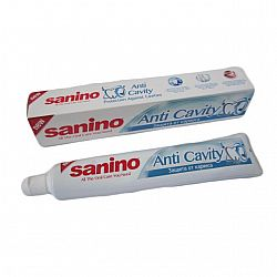 Зубная паста  Санино 100мл Защита от кариеса