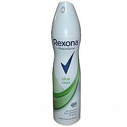 Rexona спрей 150 мл Алоэ для жен.
