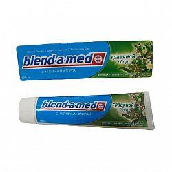 Зубная паста  БАМ 100 мл Антистрес Herbal Collection