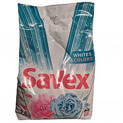 Стиральный порошок Savex 2.4кг авт. Diamond 2в1 Tiara Flower