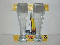 Бокал для пива 500мл Pub 42756 2шт