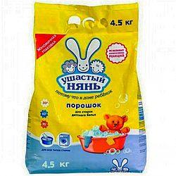 Стиральный порошок Ушастый нянь 4,5кг