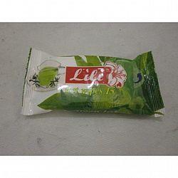 Влажные салфетки  Lily Зеленый чай 15шт.