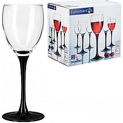0042 Domino бокал для вина 190мл 6шт