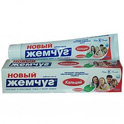 Зубная паста  Новый Жемчуг 50гр Кальций