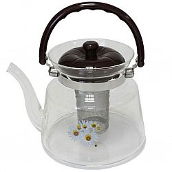 116 Чайник стекло 3000мл