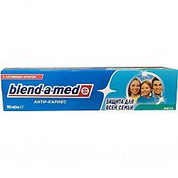 Зубная паста  БАМ 100 мл Для всей семьи