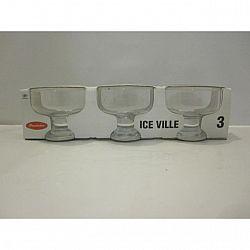 Креманка  107*100 мм Ice ville  3шт.41016