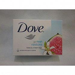 Мыло Dove Инжир и лепестки апельсина 135 гр