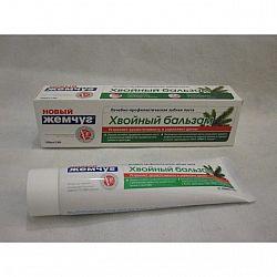 Зубная паста  Новый Жемчуг 100гр Хвойный бальзам