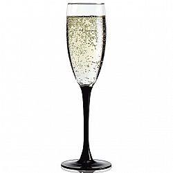 8167 Domino бокал для шампанского 170мл 6шт (Р)