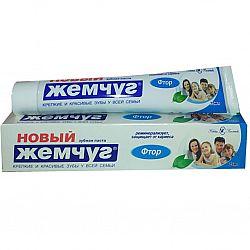 Зубная паста  Новый Жемчуг 75гр Фтор