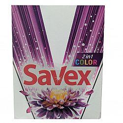 Стиральный порошок Savex 400гр авт. Parfum Lock 2in1 Color