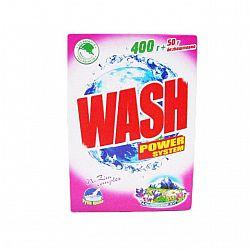 Стиральный порошок WASH 450 ручная стирка Альпийский луг