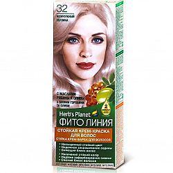 Крем-фарба для волосся Фіто лінія №32 Перлина
