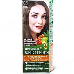 Крем-фарба для волосся Фіто лінія №36 Русявий