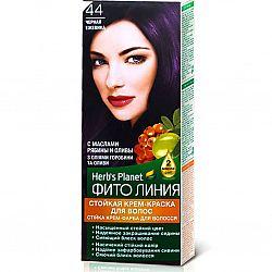 Крем-фарба для волосся Фіто лінія №44 Чорна ожина