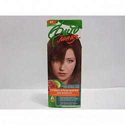 Крем-фарба для волосся Фіто лінія №47 Каштан