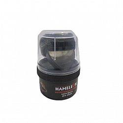 Hameleon Крем блеск для обуви банка черный 60мл