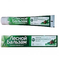 Зубная паста  ЛБ Кора дуба и пихта 75мл