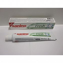 Зубная паста  Санино 50мл Длительная свежесть