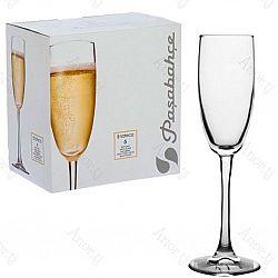 Бокал для шампанского 170мл 6шт Enoteca 44688