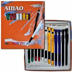 Ручка AH-503 AIHAO Original синяя автомат