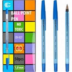 Ручка шариковая 927 BEIFA Original синяя