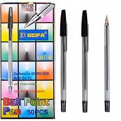 Ручка шариковая 927 BEIFA Original черная