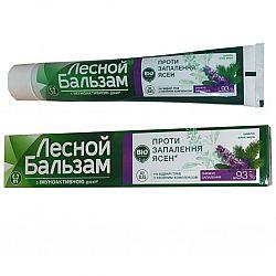 Зубная паста  ЛБ Шалфей и алоэ 75мл