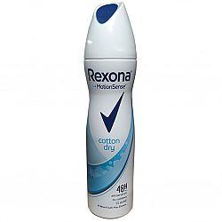 Rexona спрей 150 мл Легкость хлопка для жен.