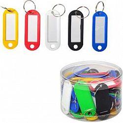 Брелок-индикатор для ключей цветной