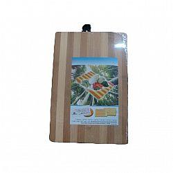 Доска разделочная Бамбук 22,5*32см 1,5см Х3-89