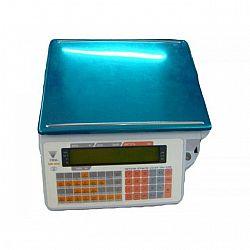 Электрон. торг. весы DIGL SM-300 с печатью этикеток и маркировки товара