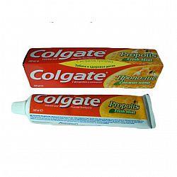 Зубная паста  Колгейт 100 Прополис +свежая мята