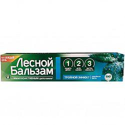 Зубная паста  ЛБ Черная смородина + мята 75мл