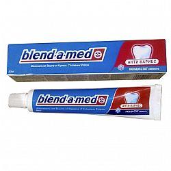 Зубная паста  БАМ 50 мл Антикариес fresh
