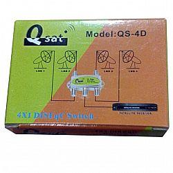 Дисек QS-4D Q Sat