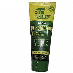 Крем 75мл от комаров 4 часа защиты Биотон