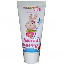 Зубная паста детская 50мл Sweet berry